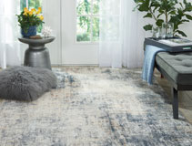 Rustic Textures Rug