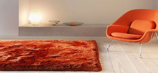 Orange - Terracotta Rugs