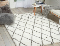 White, Ivory and Cream Rugs  Rug
