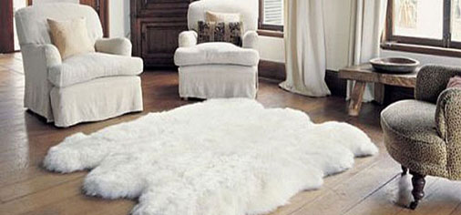White - Cream Rugs