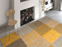 Yellow & Gold Rugs Rug