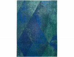 lisboa 9052 saphir blue rug