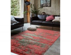 athera at06 ruby abstract rug
