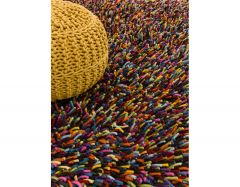 genie multicoloured rug