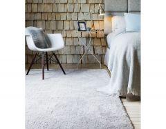 lulu silver rug