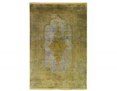 toros overdyed gold rug