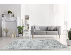 orion or05 abstract silver rug