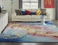 prismatic prs18 multicoloured rug