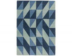 reef rf01 motif ochre grey rug