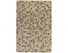 reef rf07 pixel grey multi rug
