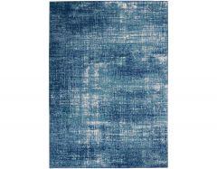 River Flow CK001 RFV02 Teal Ivory Blue