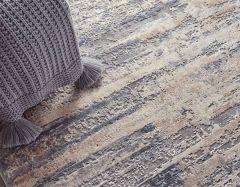 rustic textures rus04 beige grey rug