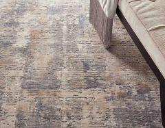 rustic textures rus05 beige grey rug
