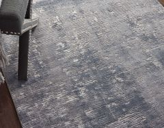 rustic textures rus05 grey rug