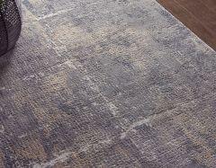 rustic textures rus06 grey beige rug