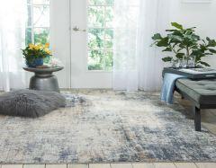 rustic textures rus01 grey beige rug
