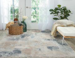 rustic textures rus02 beige grey rug
