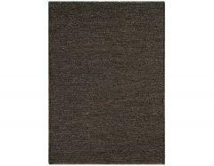 soumak charcoal jute rug