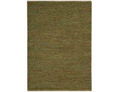 soumak green jute rug