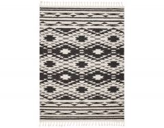 taza ta04 black white rug