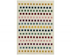 theo jewel squares rug
