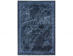 zehraya ze02 ink blue rug