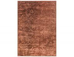 zehraya ze05 rust abstract rug
