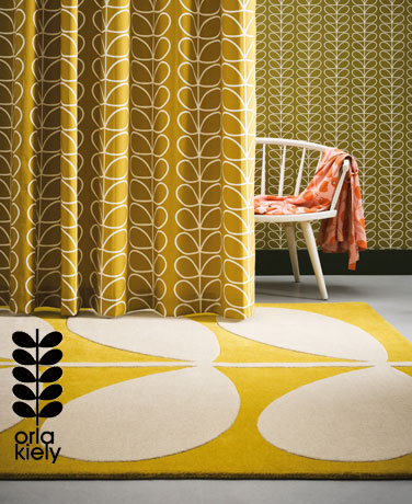 shop new orla kiely rugs