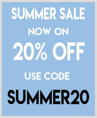 code SUMMER20