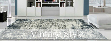 view our vintage-style rugs